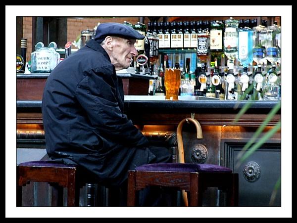 Old Man at Bar by mark.kavanagh
