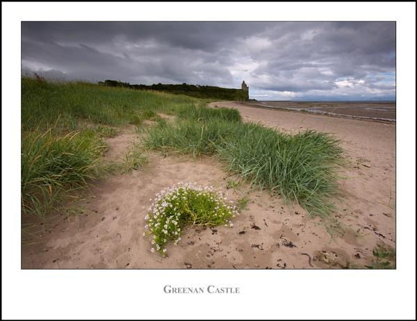 Greenan Castle... by Scottishlandscapes