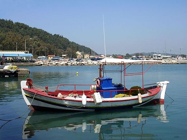 boat by evelen