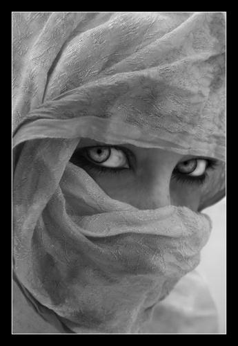 Arabian Girl by CAVALLO