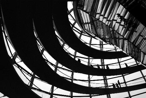 Reichstag - Berlin by Benji