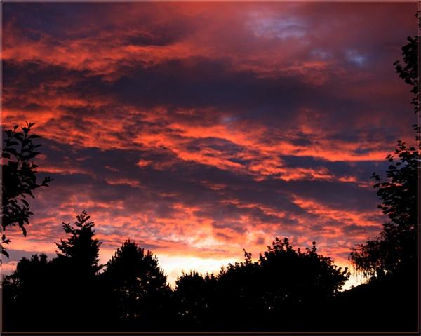 Sunset by bricjen