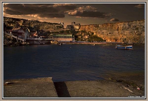 Sunset Dream by BertC