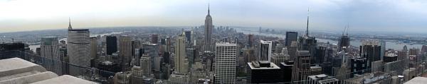 NY Rock Panorama by oldgreyheron