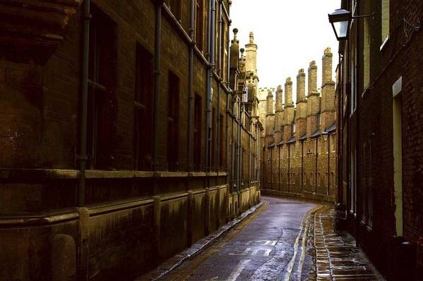 Trinity Street Cambridge by Ratcatcher