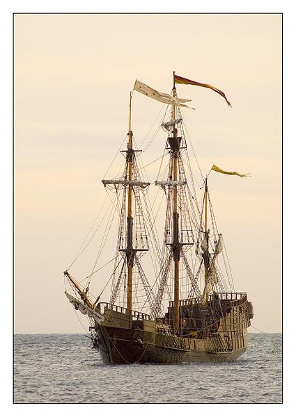 Tall ship by paul_ec