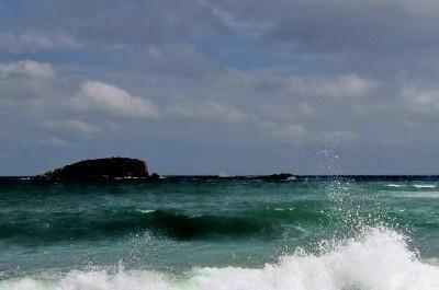 pounding water by Mikelane