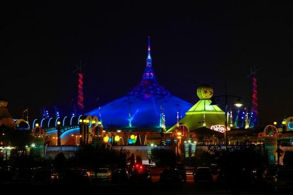 Carnaval Night lights by MorneR