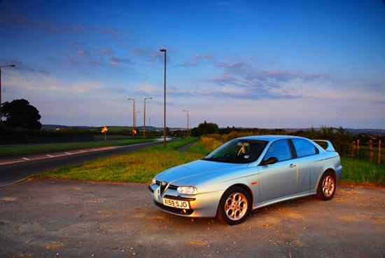 Alfa Romeo by penguinc