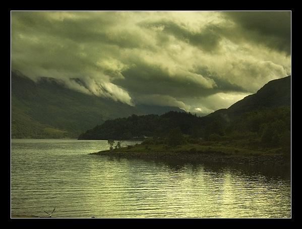 Glencoe Morning by AliMurray