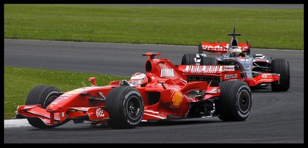Ferrari & McLaren by jage