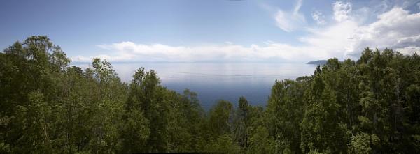 Lake Baikal by ahollowa