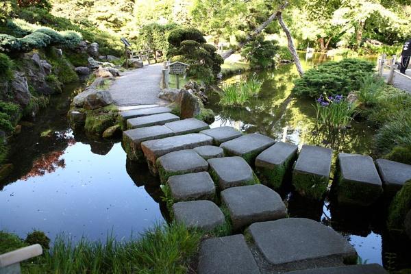 Japanese Tea Garden by EricaC