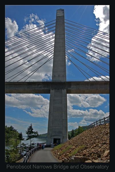 Penobscot Bridge & Observatory by TyChee