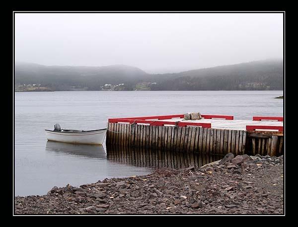 Wharf at Trinity by JimV
