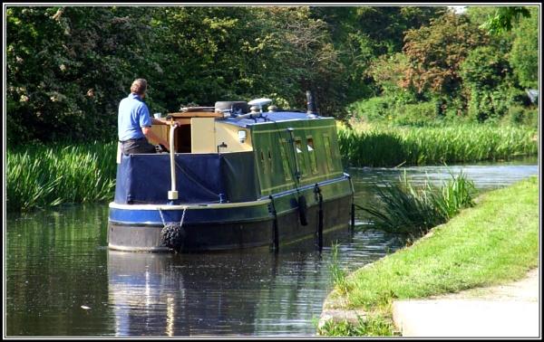 Sail Away by moglen