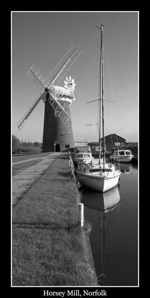 Horsey Mill, Norfolk by EPZSam