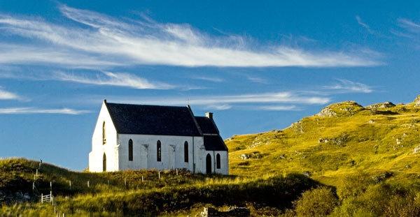 chapel on hill by john thompson