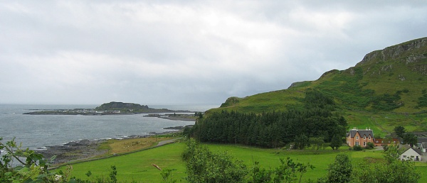 Looking out to Easdale by Peter_Farrell