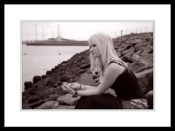 On the rocks... by xanda