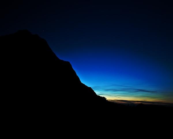 Desert Night by gajj