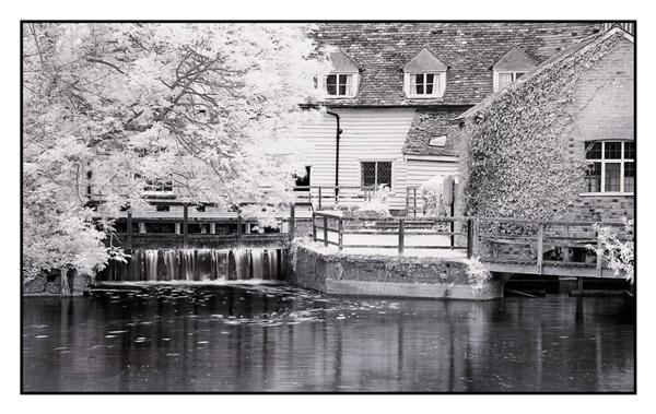 Flatten Mill (IR) by snoops
