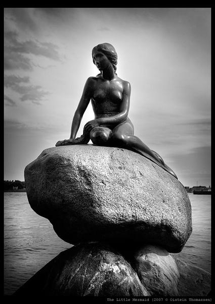 the little mermaid by oisteinth