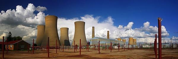 Komati Power Station by pgoodwill