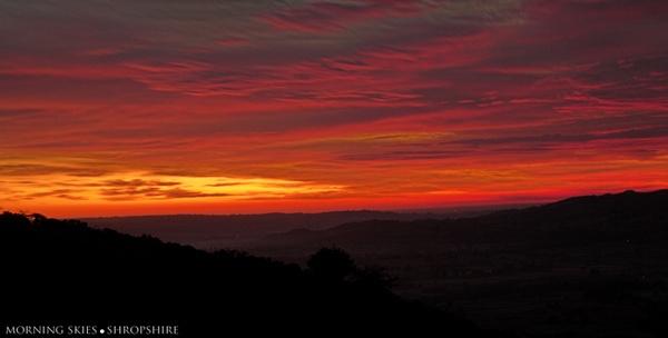 Dawn Sky by monoman