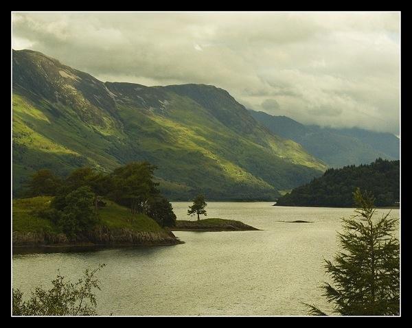 The Isles of Glencoe by AliMurray