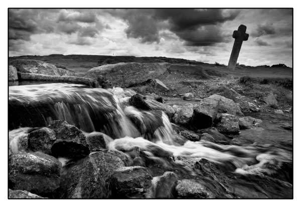 Windy Post,Dartmoor by jer