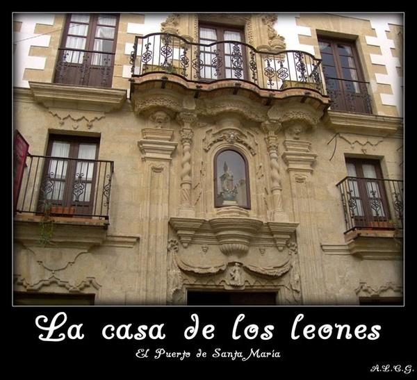 La casa de los Leones by catalania