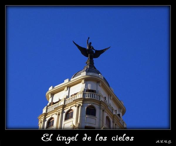 El Angel de los cielos by catalania