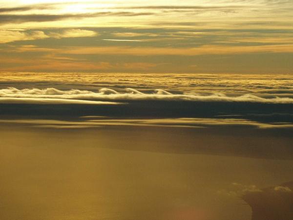 Sunset over East Anglia by FirebladeMan