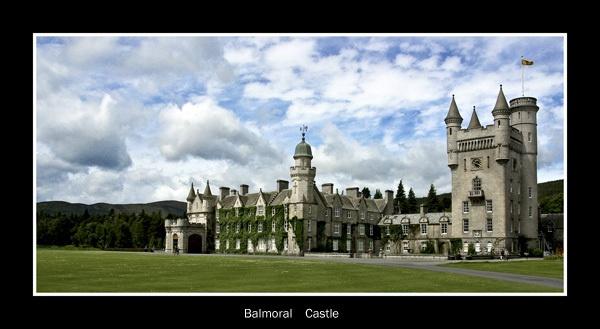 Balmoral  Castle by robert5