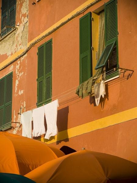Vernazza, Italy by gajewski