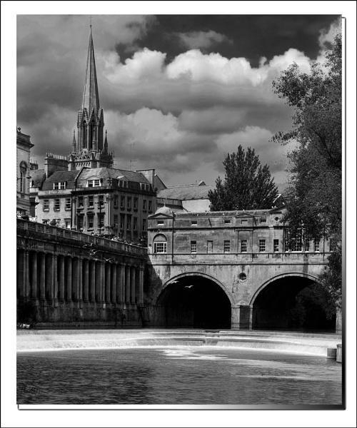 Bath View 2 by Hoffy