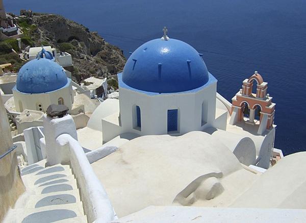Santorini by vickyh
