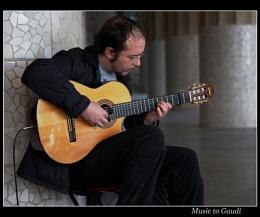 Music To Gaudi