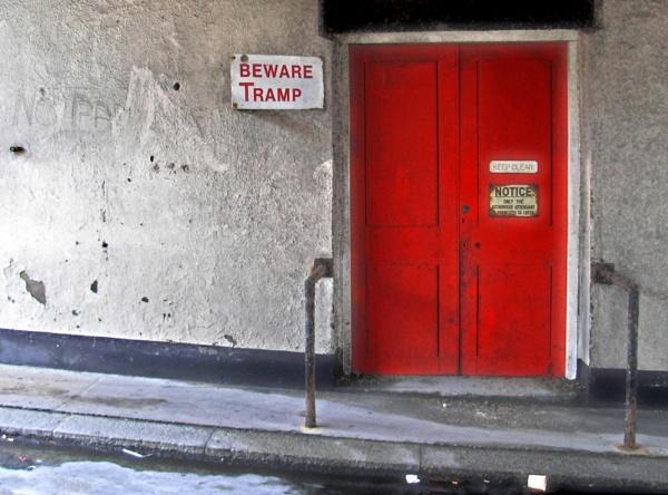 Beware (T)RAMP by jonlonbla