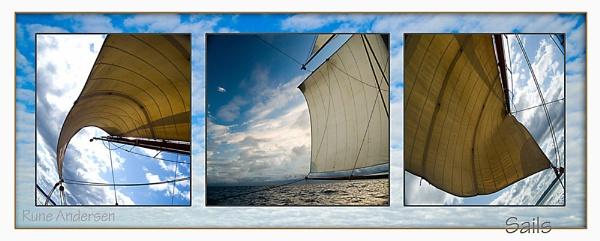 Sails by Rune_andersen