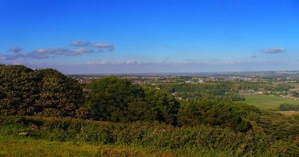 Huddersfield Landscape by chensuriashi