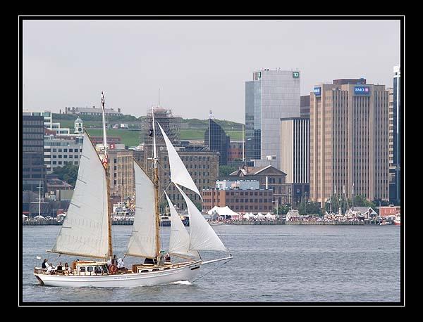 A Yacht & Halifax by JimV