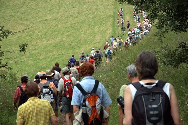 Wandertag im Saarland by woolybill1