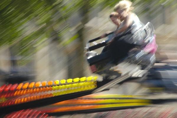 Thrills by lensuser