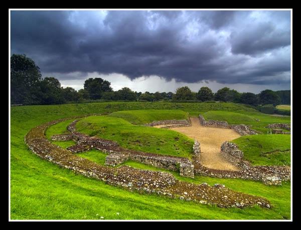 Roman Theatre by veggiesosage