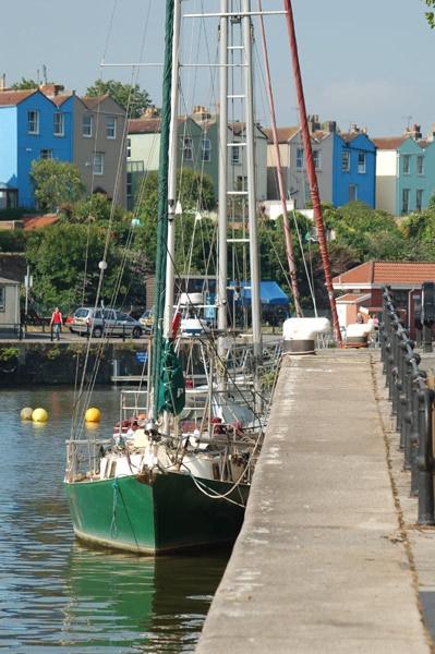 Bristol Harbourside by LOGICONE