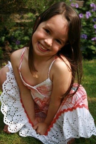 Happy Girl by Tusha