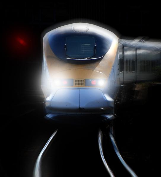Eurostar by rayrail52
