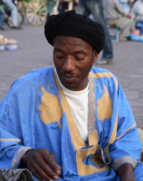 Medicine Man Marrakech by Bucks